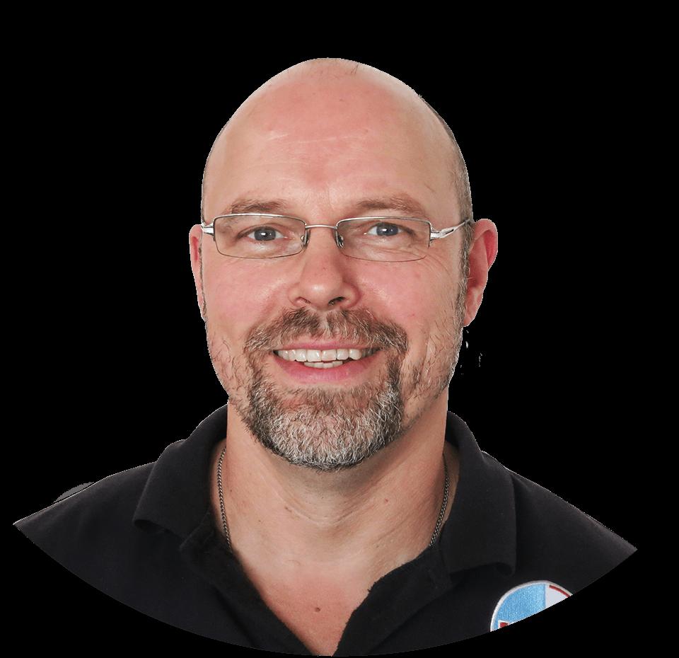 Ronald Gomersbach - Werkstattmeister